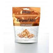 Caramel-bites Jordnöt - 100g