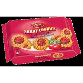 Sunny Cookies cherry 150g