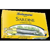 Sardiner i VEGETABILISK olja - 90g