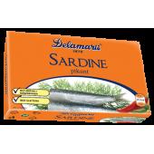 Sardiner pikant - 90g