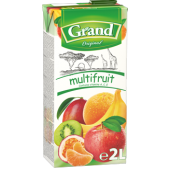 Grand Multifruit - 2 liter