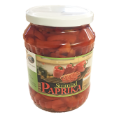 Lönngårdens Strimlad Paprika - 720ml/640g