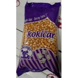 Popcorn kärnor - 500g