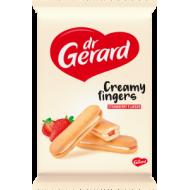 Creamy Fingers Jordgubb - 170g