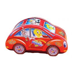 Looney bil låda