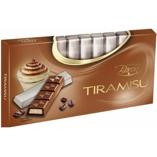 Chokladbars Tiramisu - 100g