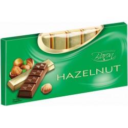 Chokladbars Hasselnöt - 100g
