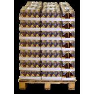 Expo - Halvpall honung 500 g glas
