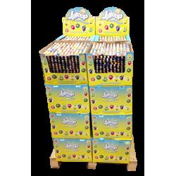 Tuggummi 56 pack - 140g expo